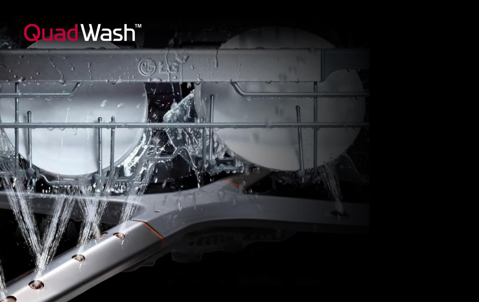 ماشین ظرفشویی 14نفره ال جی مدلXD88